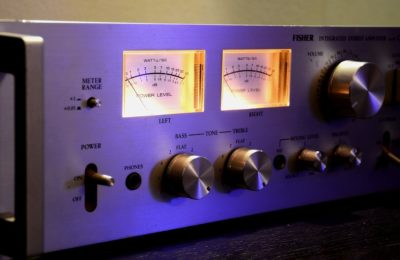 About Amplifiers